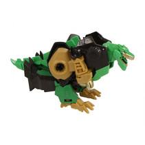 dinosaurus transformeerbaar jongens 15 cm groen