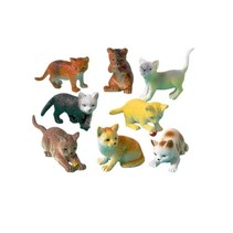 katten speelset 12 stuks