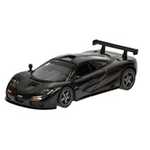 auto McLaren F1 GTR jongens die-cast alu 1:36 zwart