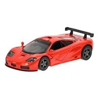 auto McLaren F1 GTR jongens die-cast alu 1:36 rood