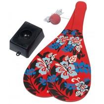 jokari set rood/zwart 4-delig
