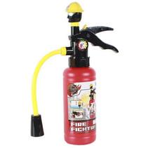 waterpistool Brandblusser 35 cm rood/geel/zwart