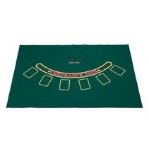 Blackjack kleed 130 cm groen