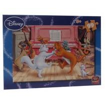 legpuzzel Disney de Aristocats 99 stukjes