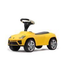 loopauto Lamborghini Urus junior 70 cm geel