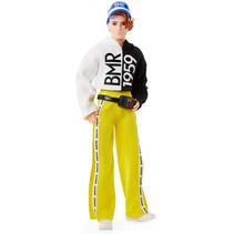 tienerpop Ken BMR1959 meisjes 32 cm geel/zwart/wit