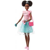 pop Princess Adventure meisjes 28 cm roze/aqua