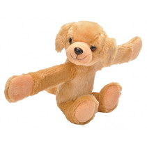 knuffel labrador junior 20 cm pluche beige