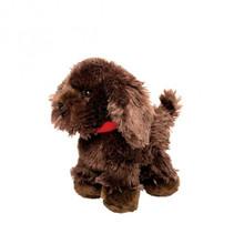 knuffel Cappuccino de hond 23 cm pluche bruin