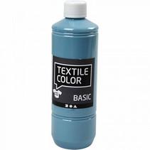 textielverf Basic 500 ml lichtblauw