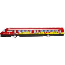 speelgoedtrein Modern Racing junior 37,5 cm rood