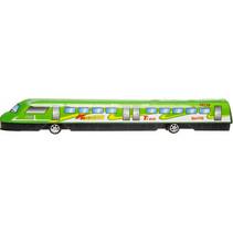 speelgoedtrein Modern Racing junior 37,5 cm groen