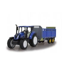 New Holland tractor met veewagen 1:32