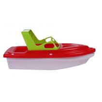boot junior 29 cm rood/groen
