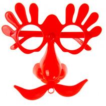 vermombril junior 14 x 12 cm rood