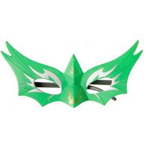 masker superheld jongens 18 cm groen