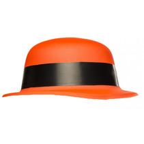 hoed 20 cm oranje one-size