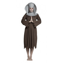 kostuum Sister Spirit dames polyester