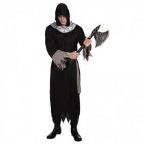 kostuum Beul heren polyester zwart 3-delig