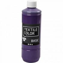 textielverf Basic 500 ml lavendel