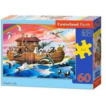 legpuzzel Noas'h Ark 60 stukjes
