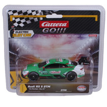 raceauto Go!!! junior 19 x 3 x 17 cm groen