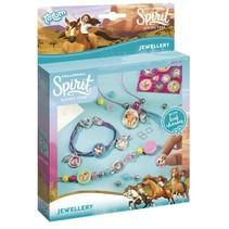 sieraden maken Spirit meisjes 17,5 x 24,5 cm 6-delig