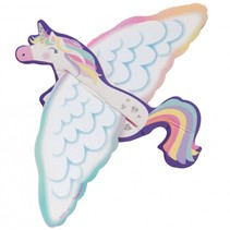 unicorn bouwkit 13 x 17 cm 8 stuks