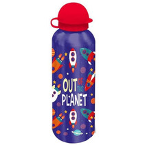 beker Out of this Planet 500 ml aluminium paars