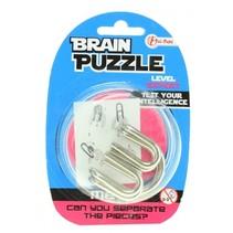 hersenkraker Brain Puzzle expert zilver