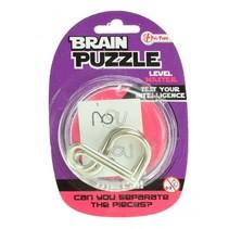 hersenkraker Brain Puzzle master zilver