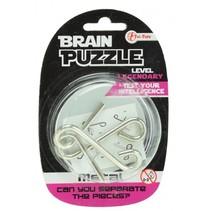 hersenkraker Brain Puzzle legendary zilver