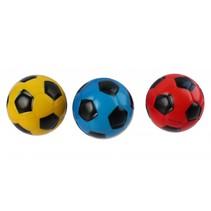 beachball voetballetjes 6 cm 3 stuks
