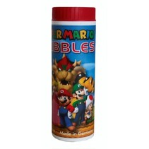 bellenblaas Super Mario 70 ml rood