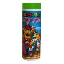 bellenblaas Super Mario 70 ml groen