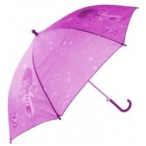 paraplu Doc McStuffins 60 x 76 cm roze