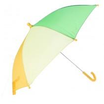 kinderparaplu geel 70 cm