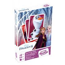kaartspel 2-in-1 Frozen 2 karton 25-delig
