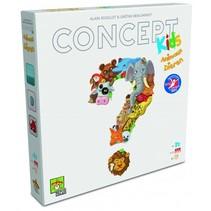 bordspel Concept Kids Dieren (NL)