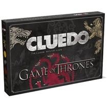 Cluedo: Games of Thrones gezelschapsspel (en)