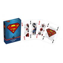 speelkaarten DC Comics Superman 8,8 cm karton