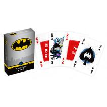 speelkaarten DC Comics Batman 8,8 cm karton 55-delig