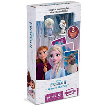 kaartspel Frozen 2 Waar is het paar?