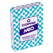 speelkaarten Candy Maze 92 mm karton blauw