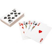 speelkaarten XXL Playing Cards 21 x 14 cm 54-delig