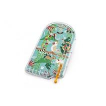 pinball game Jungle 20 cm geel/groen