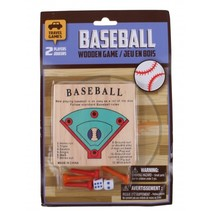 reisspel Wooden Baseball Game