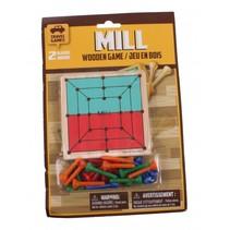 reisspel Wooden Mill Game