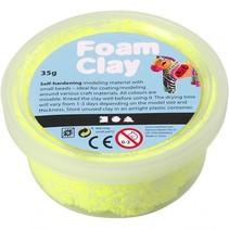klei Neon geel 35 gram (78929)