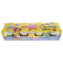 Kinder Soft Knete Klei 4 x 150 gram
